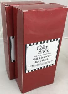 Rocky Road 200g Christmas gift Pack from The Lolly Shop
