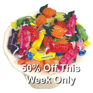 Pinata Mix Individually wrapped lollies SPECIAL from the Lolly Shop