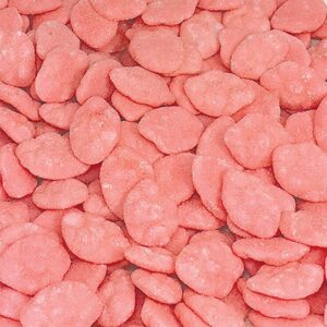 Pink Clouds - Peach 1kg Bulk Lollies Bag for Lolly Buffet - Lolliland