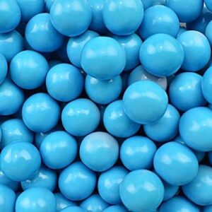 Choc Balls Blue- 1kg Bulk Lollies Bag for Lolly Buffet - The Lolly Shop