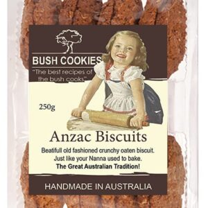 Anzac Biscuits 250g