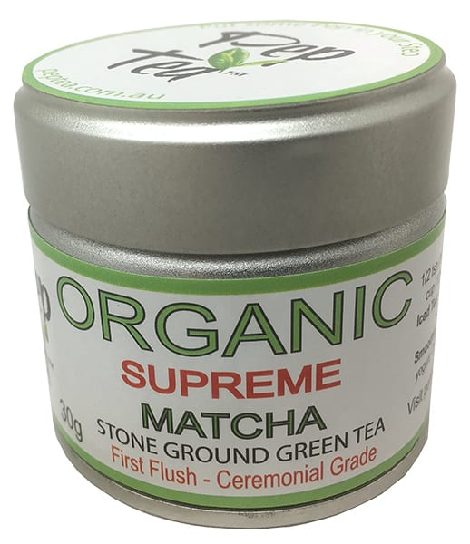 Organic Matcha  Japanese Supreme Tea Powder - 30g