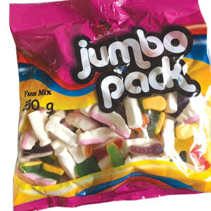 Jumbo Pack Fun Mix lollies 550g