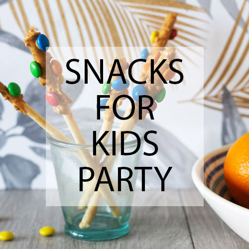 snacks for kids party