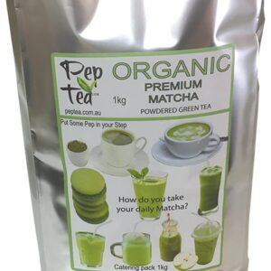 Organic Japanese  Matcha Premium Tea Powder - 1kg